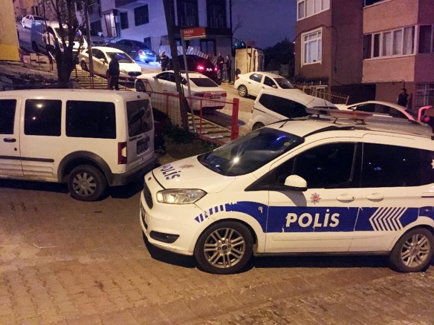 Kağıthane'de silahlı market soygunu