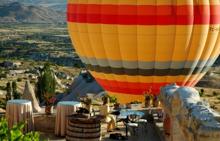 Son 3 yılda Kapadokya'ya gelen turist sayısı yüzde 85 arttı