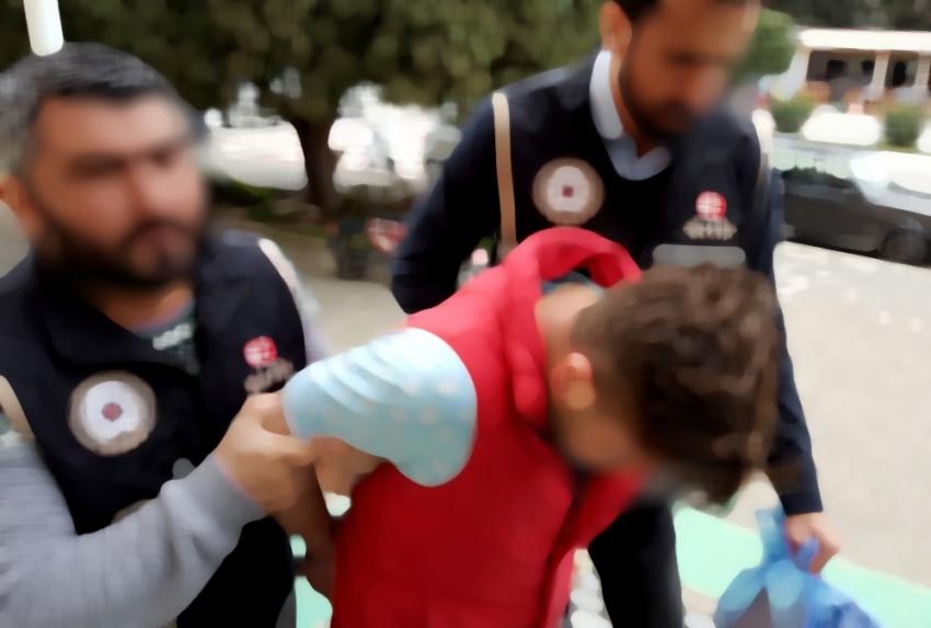 Ankara'da 'laf atma' gerginliği: 28 gözaltı