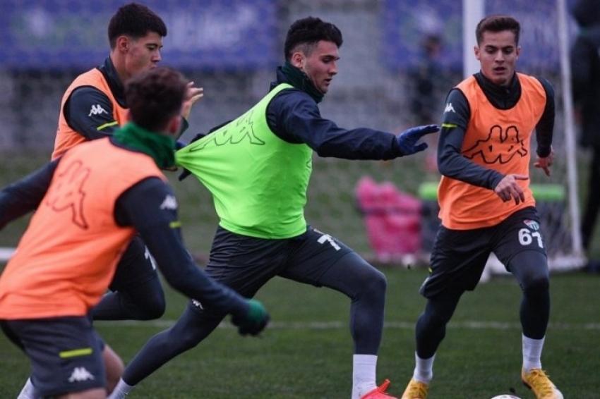Bursaspor'da Adanaspor maçı hazırlıkları başladı