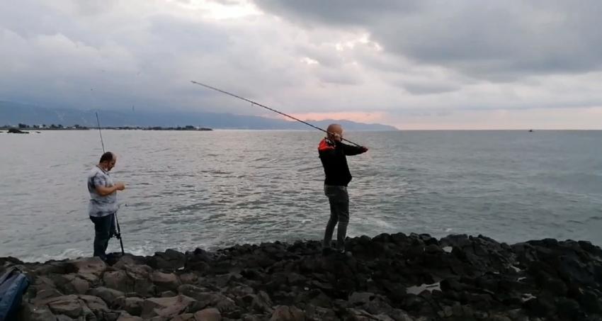 Olta balıkçılarının gizli cenneti