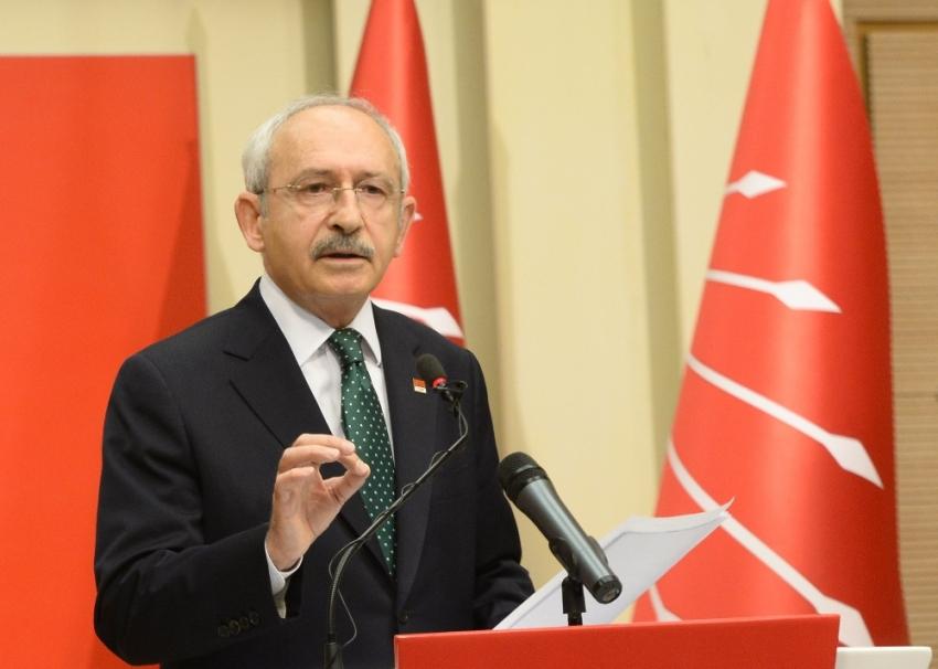 Kılıçdaroğlu'ndan 'fezleke' açıklaması
