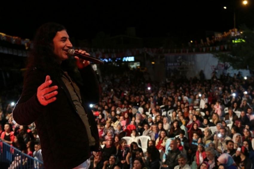Murat Kekilli'den unutulmaz konser