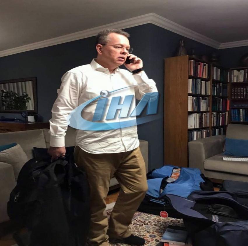 Brunson bavulunu hazırladı