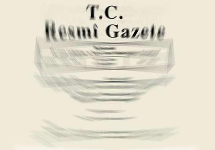 Cumhurbaşkanı Atama Kararları Resmi Gazete'de
