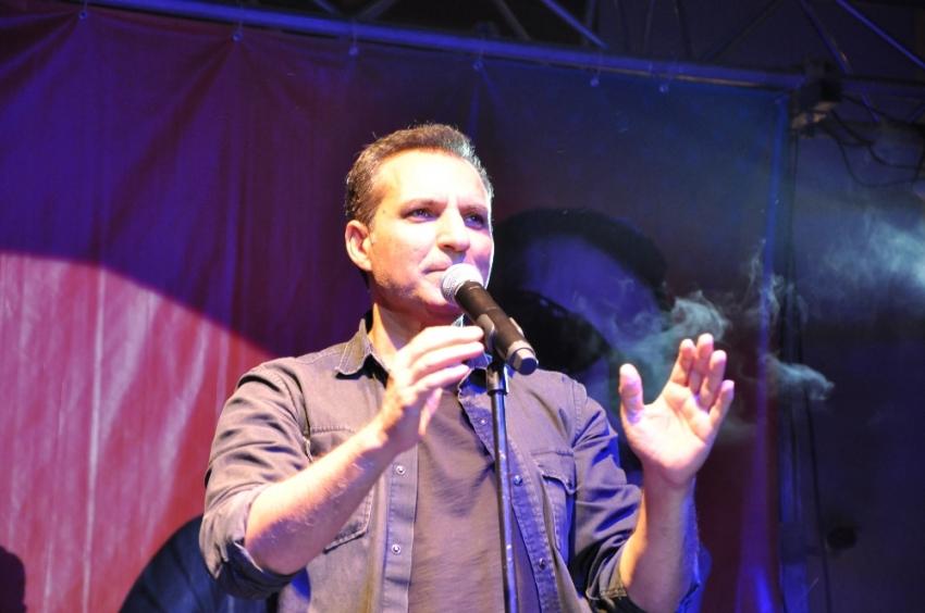 Rafet El Roman'dan unutulmaz konser