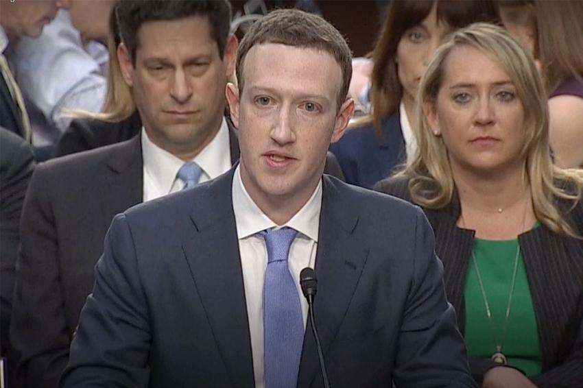 Zuckerberg ifade verdi