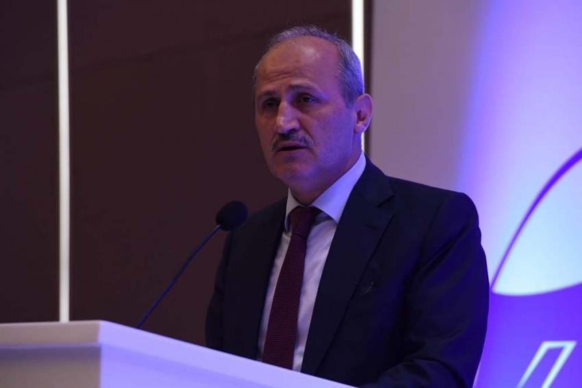 """Bakan Turhan: """"Son 16 yılda ulaştırma altyapıları için..."""""""