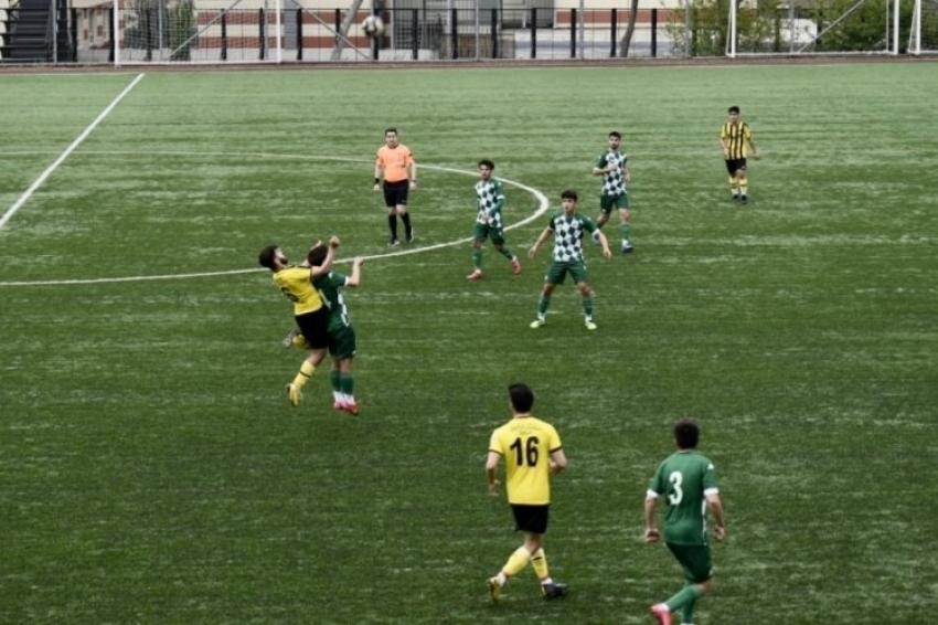 Genç Timsahlar, İstanbul'dan puanla döndü: 1-1