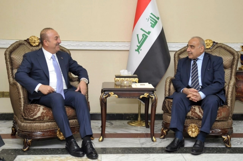 Çavuşoğlu hükümeti kurmakla görevli Abdülmehdi'yle görüştü