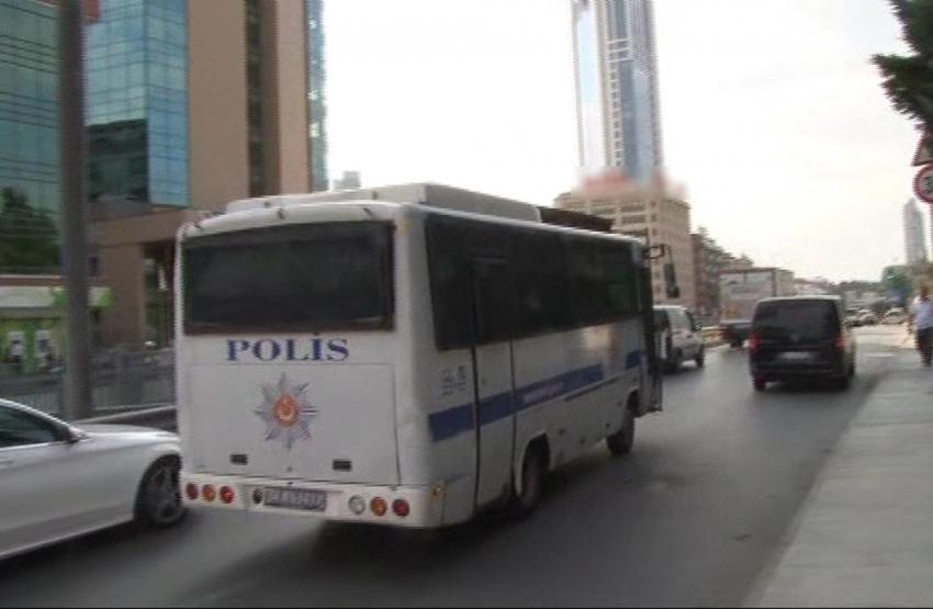 Tutuklanan 116 kişi cezaevine gönderildi