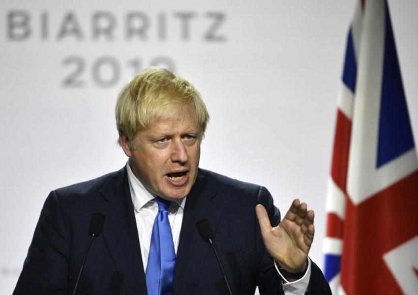 İngiltere Başbakanı Johnson'dan halka çağrı
