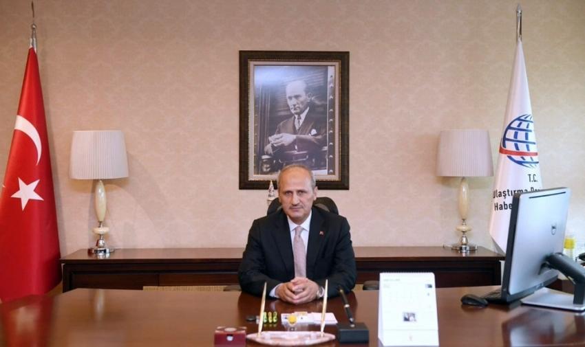 Bakan Turhan'dan 5G açııklaması