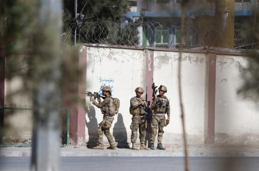 Kabil'deki saldırıyı DEAŞ üstlendi