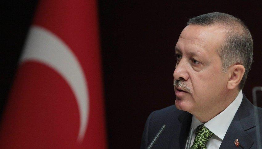 Erdoğan'dan Taksim açıklaması!