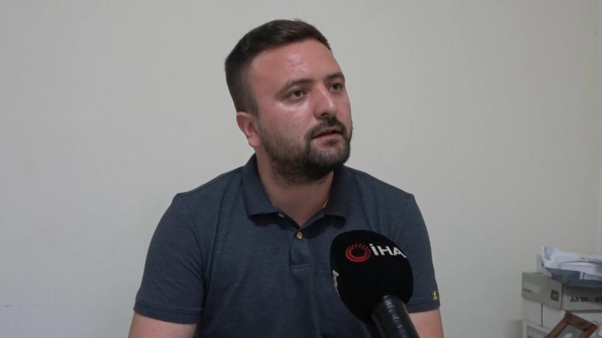 Bursa'da cinsel organını gösterip, balta ve satırla tehdit