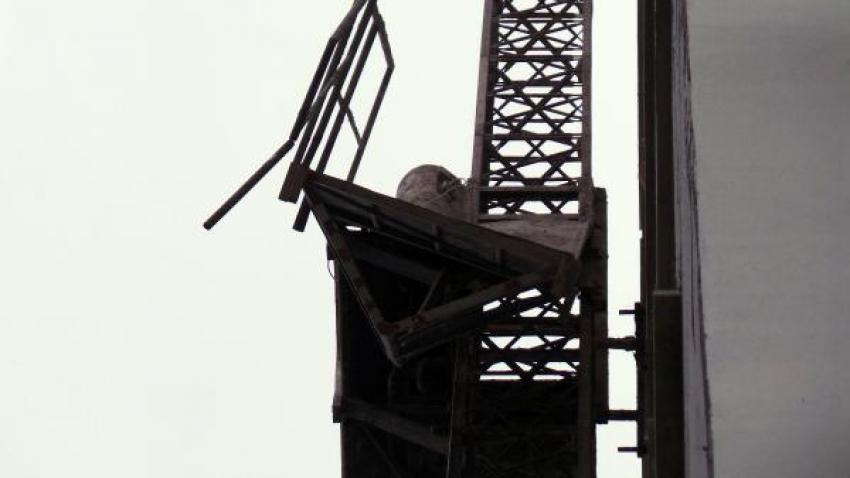 Yine bir inşaat kazası!