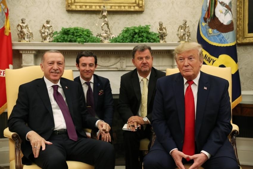 """Cumhurbaşkanı Erdoğan: """"Sınamaların üstesinden diyalogla gelebiliriz"""""""