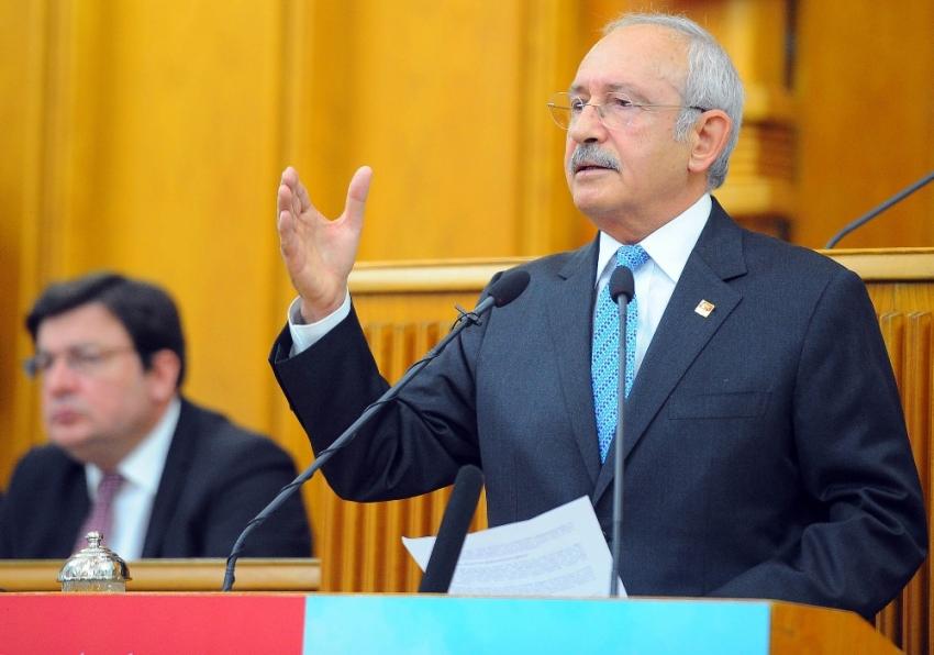 """Kılıçdaroğlu: """"İstifaya zorlamak demokrasiye aykırı"""""""