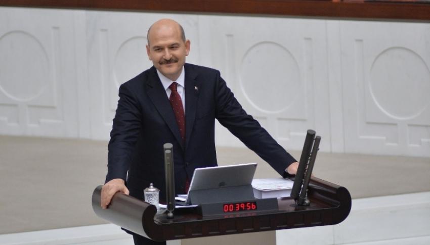 Soylu FETÖ'den tutuklu sayısını açıkladı