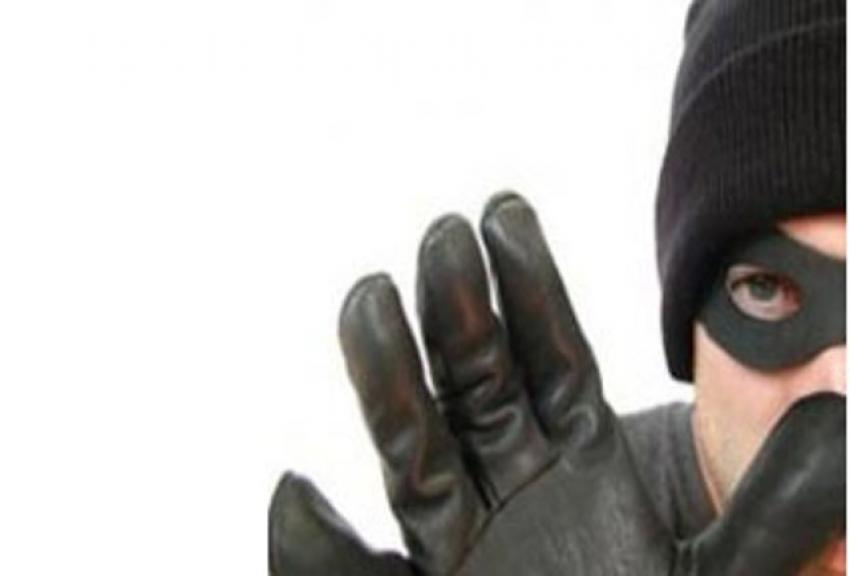 Bursa'da hırsızlar iş başında!