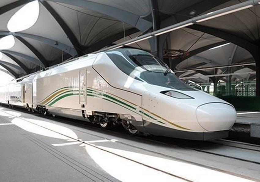 Hızlı tren ilk defa Hacıların hizmetine sunuluyor