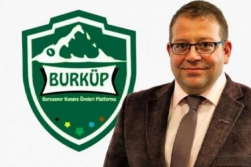 BURKÜP'te yeni Başkan Tolga Tunalıgil
