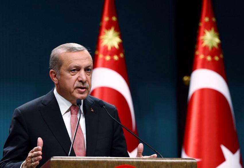 """Erdoğan: """"Her aşaması tartışılır hale gelmiş bir seçim için en doğru karar verilmiştir"""""""