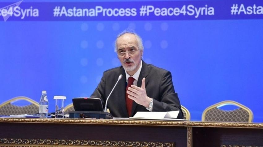 Astana görüşmelerinin ilk günü tamamlandı