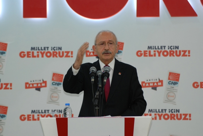 """""""Türkiye'nin tarımı üzerinden egemen güçlerin oyunu var"""""""
