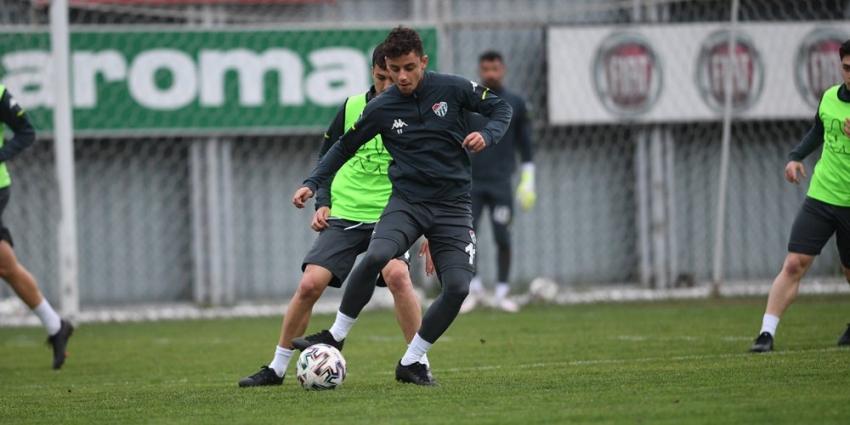 Bursaspor İstanbulspor maçı hazırlıklarını tamamladı