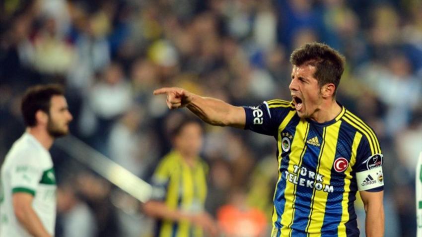Emre Belözoğlu, Bursaspor'un gündeminde yok