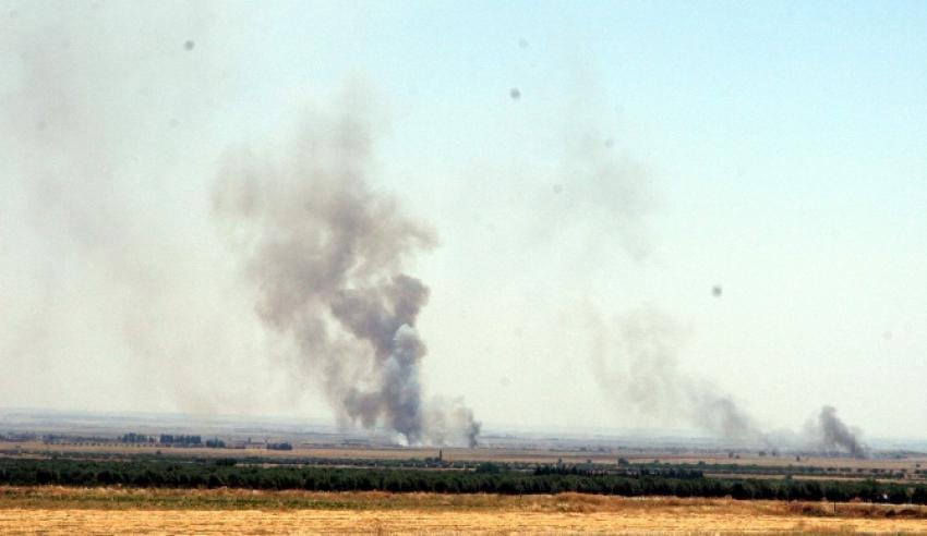 Suriye'de muhalif gruplar IŞİD'le çatışıyor