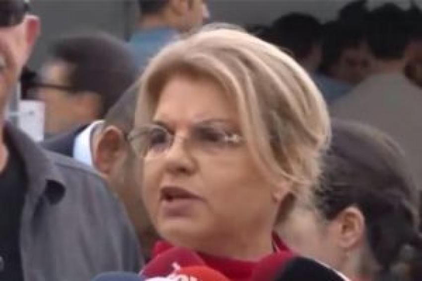 AK Parti'nin İstanbul mitingine Tansu Çiller sürprizi