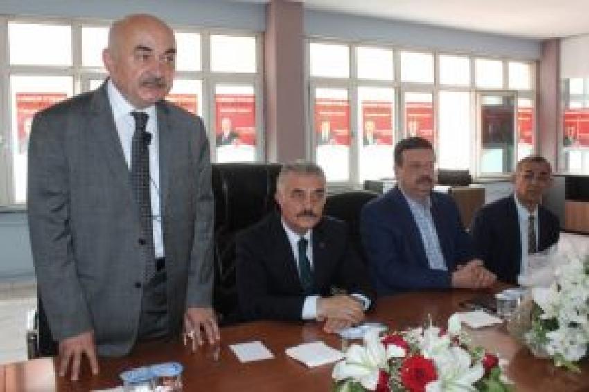 Bursa'da yaşayan Muşlulardan MHP'ye destek sözü