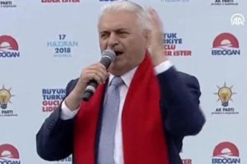 Başbakan Yıldırım'dan flaş mesajlar