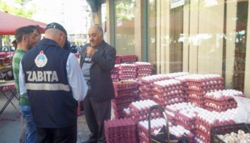 Bursa'da gıda denetimi!