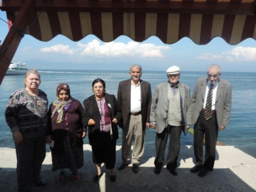 Baharı İstanbul'da karşıladılar