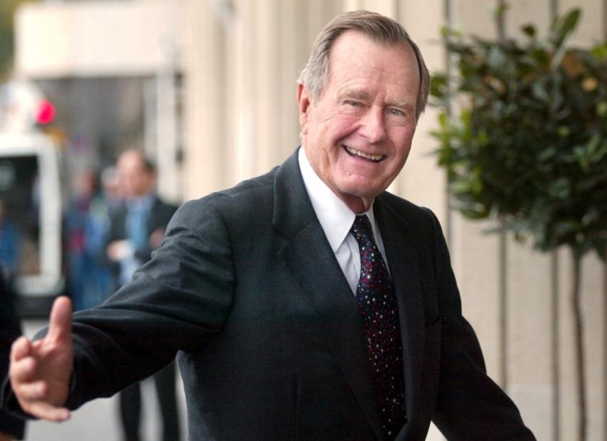 Baba Bush için devlet töreni düzenlenecek