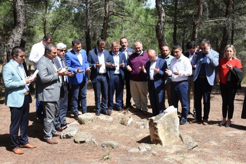 Çanakkale Savaşları'nın mezar yeri belli olan tek şehit doktoru