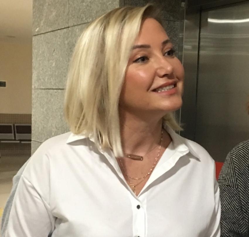 Başsavcılıktan Berna Laçin'in beraatine itiraz