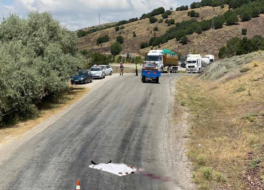 Traktörden düşen genç hayatını kaybetti, ağabeyi yaralandı