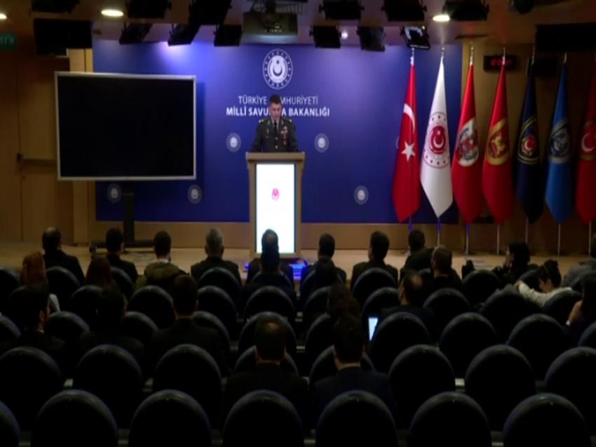 MSB, Türkiye'nin NATO'ya katkılarına ilişkin bilgileri paylaştı