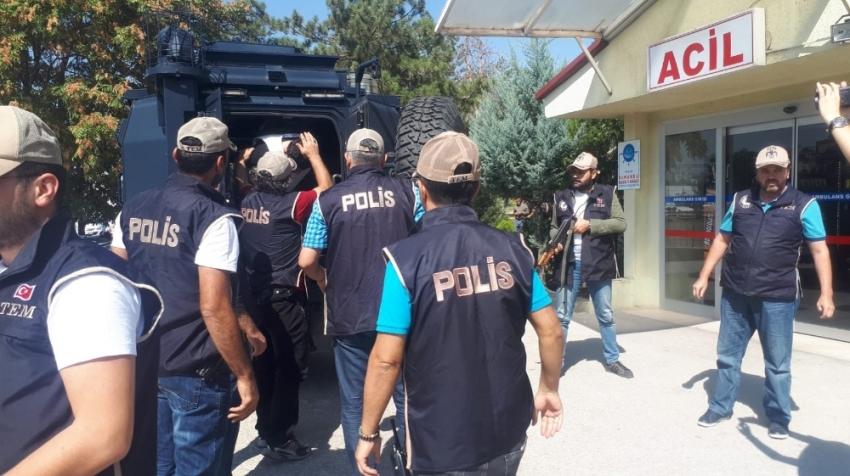 Reyhanlı'da saldırının planlayıcısı Emniyet Müdürlüğünde