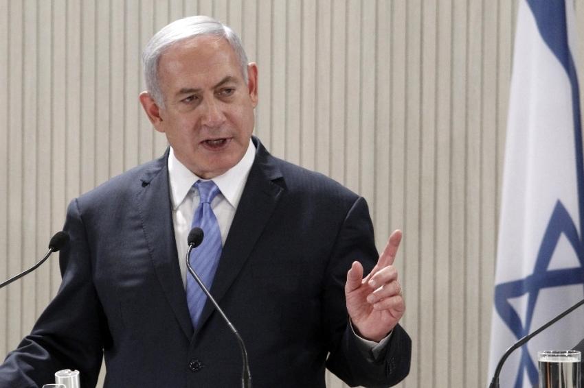 Netanyahu'ya bir şok daha