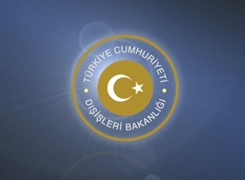 Türkiye'den Kabil'deki terör saldırısına kınama