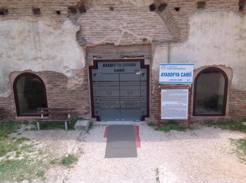 Bursa'da restorasyon katliamı