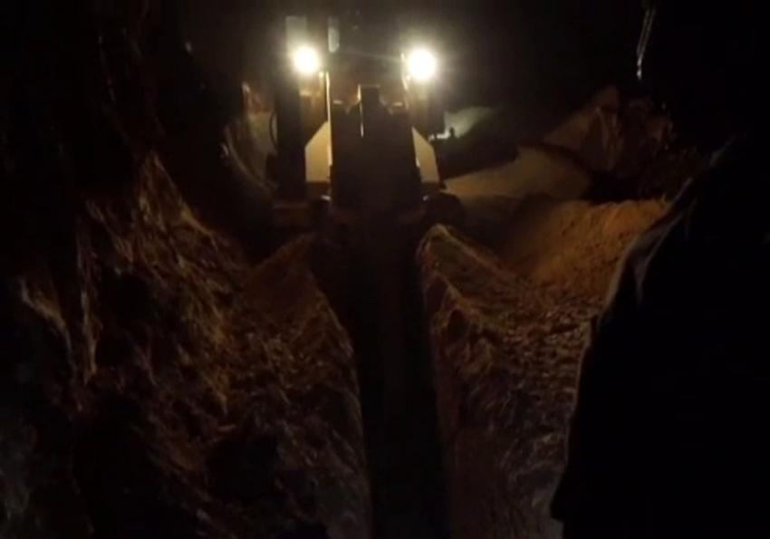 İsrail ordusu Hizbullah'a ait tünel bulunduğunu açıkladı