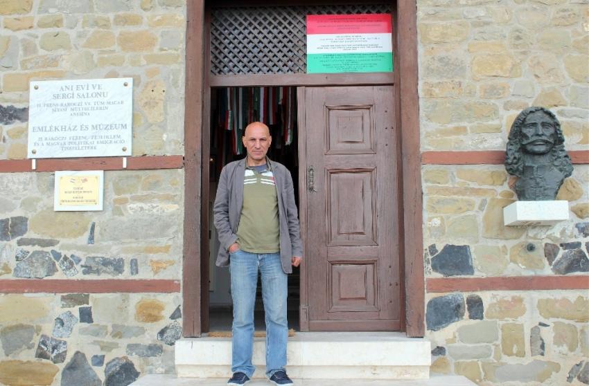 Macar Prensi'nin Tekirdağ'daki evine gözü gibi bakıyor