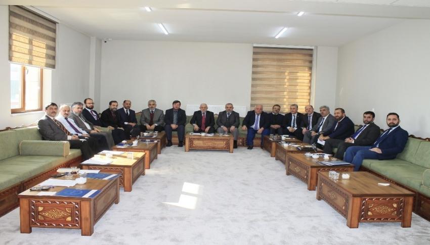 2020'nin ilk müftüler toplantısı gerçekleştirildi